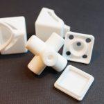 Кубик рубика на лазерном 3d принтере