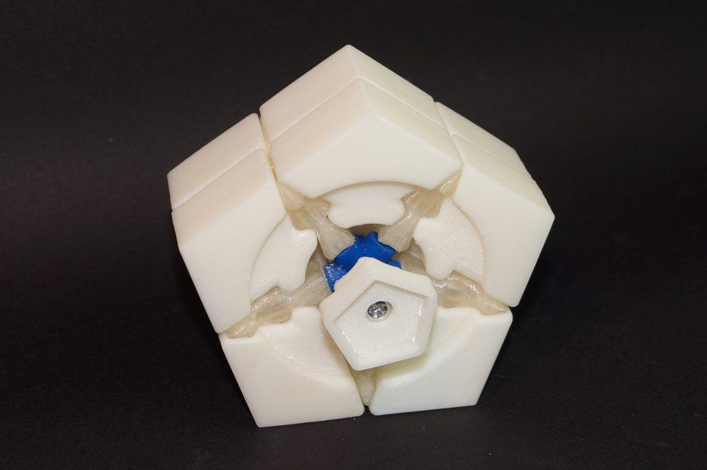 Кубик рубика на 3d принтере