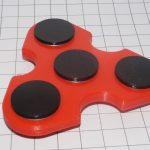 Hand spinner: model one на 3d принтере