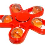 Hand spinner: with moving balls на 3d принтере