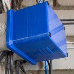 Крышка электрической распределительной коробки 3d печать