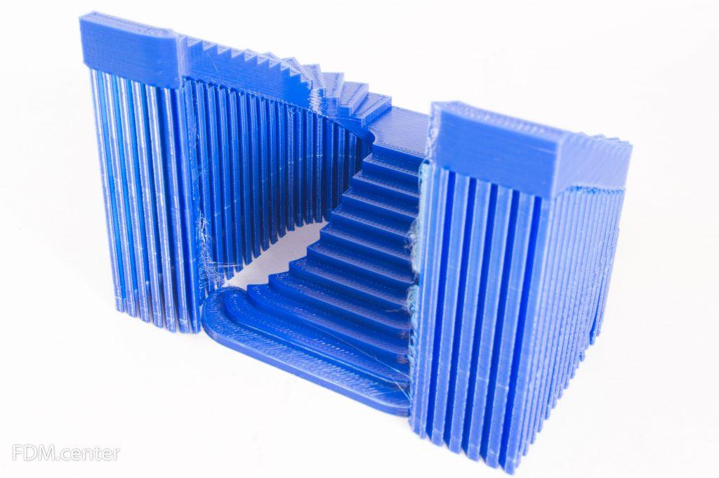 Макет лестницы 3d печать