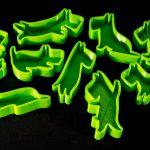 Формочки для печенья 3d печать