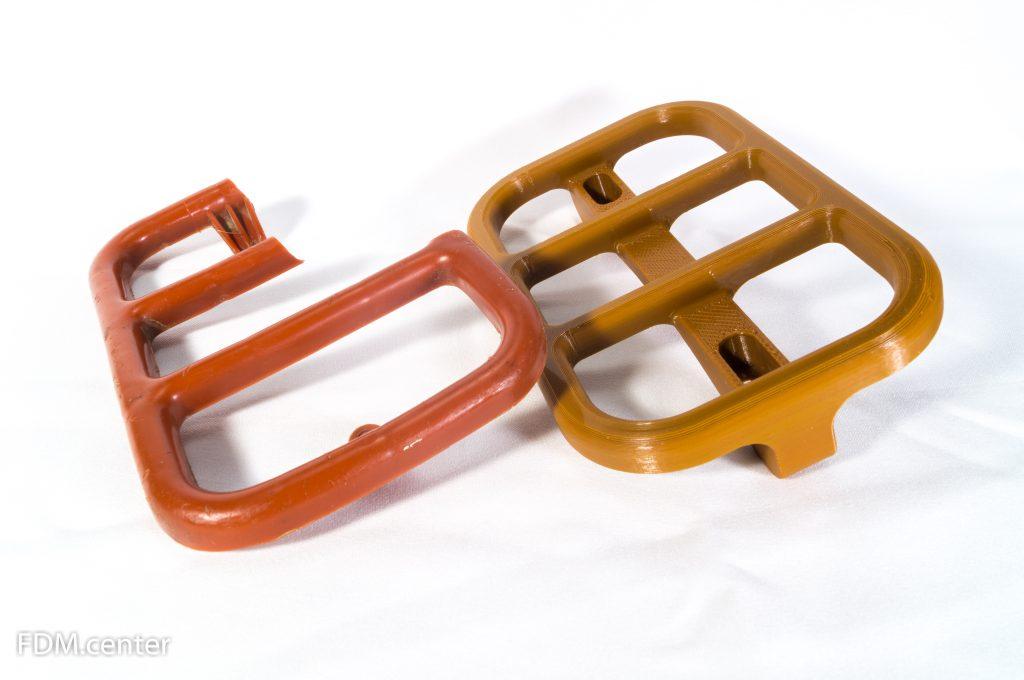 Багажник детского велосипеда 3d печать