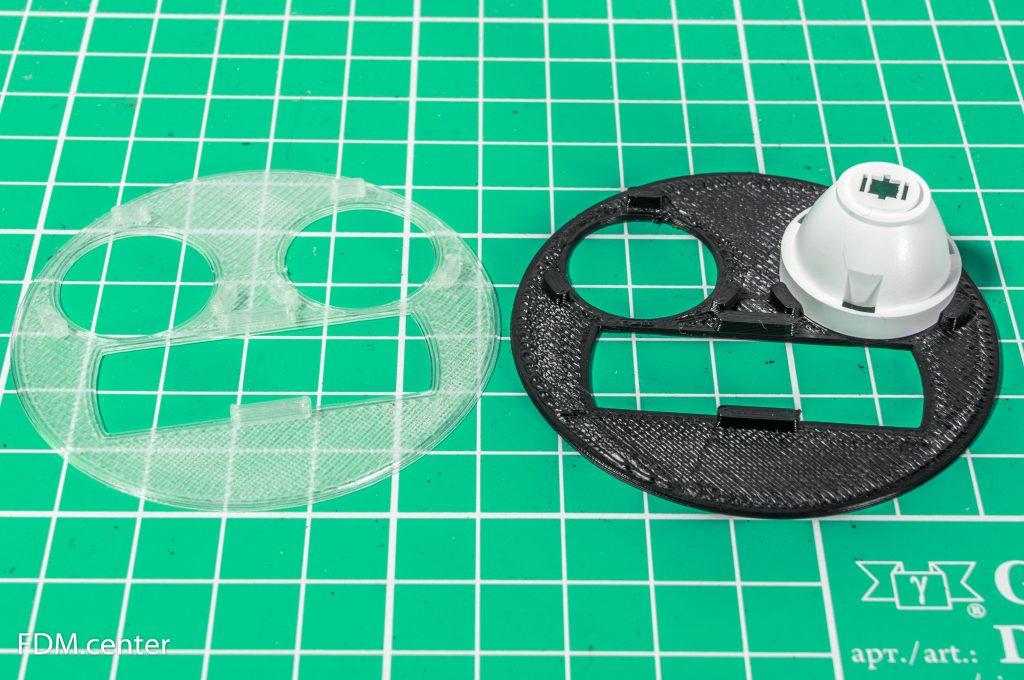 Круг 3d печать
