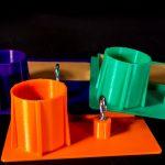 Тренажер наложения швов 3d печать