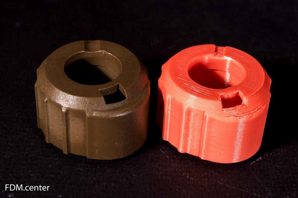 Деталь вендингового автомата 3d печать