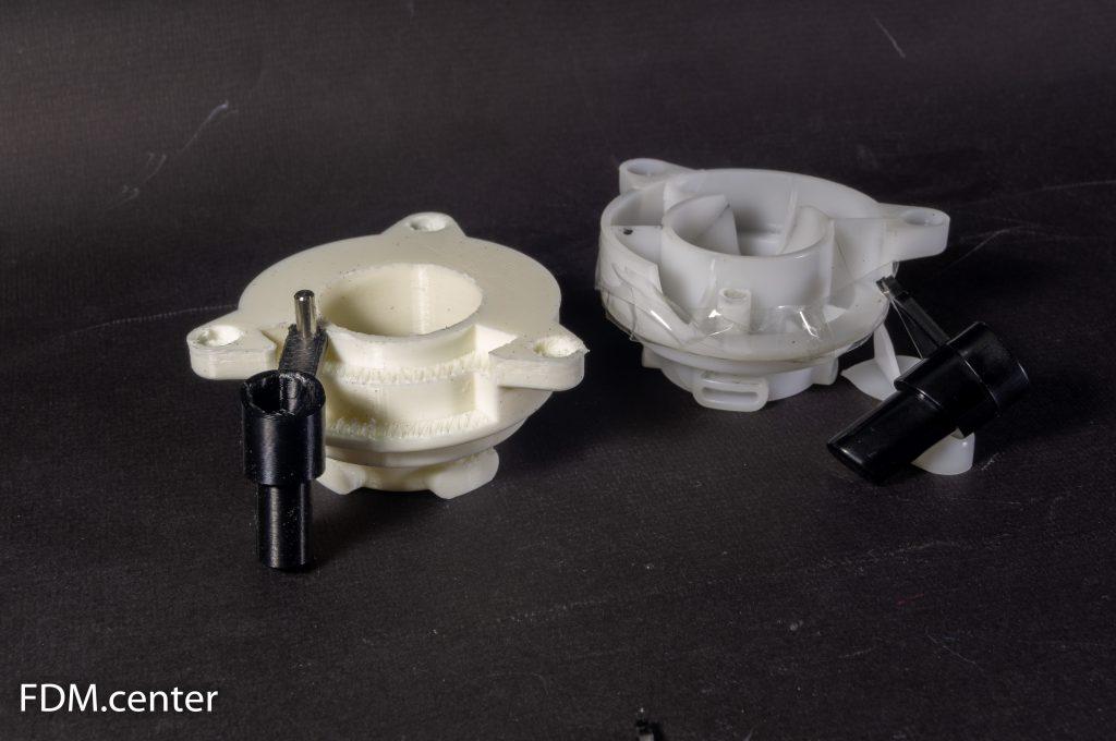 Деталь электромясорубки 3d печать
