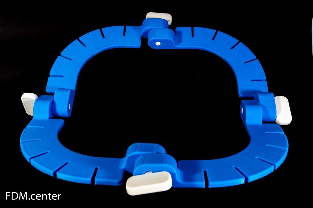 Расширитель ран - ретрактор 3d печать