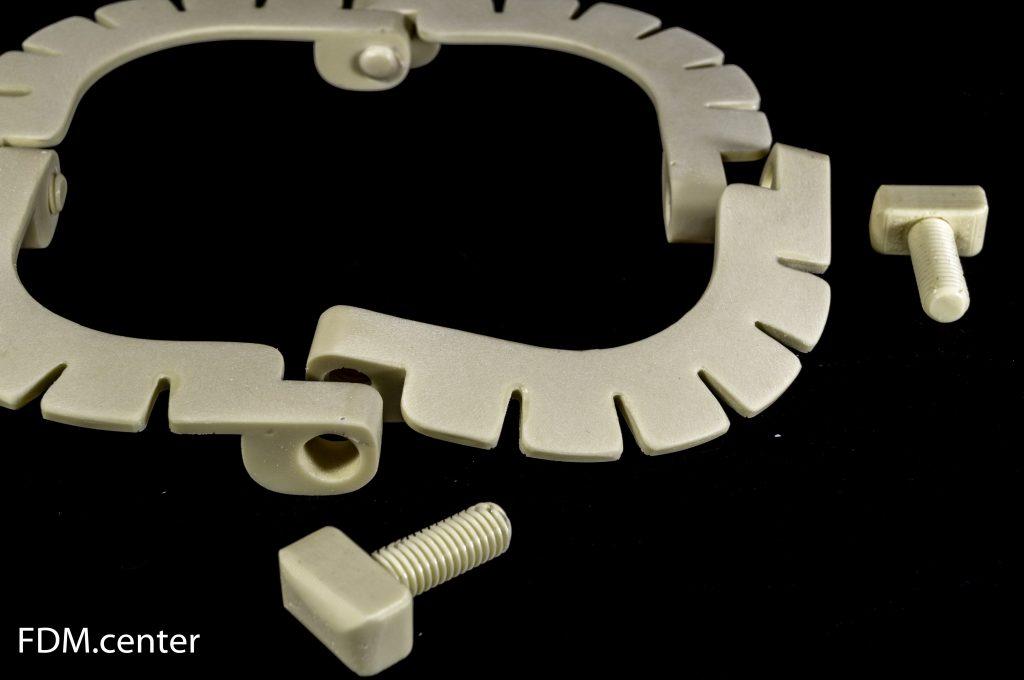 Хирургический ретрактор 15x15 см 3d печать