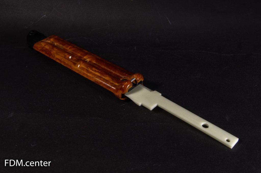 Нож для страйкбола 3d печать