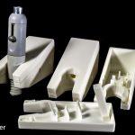 Держатель инструмента стоматологической установки 3d печать