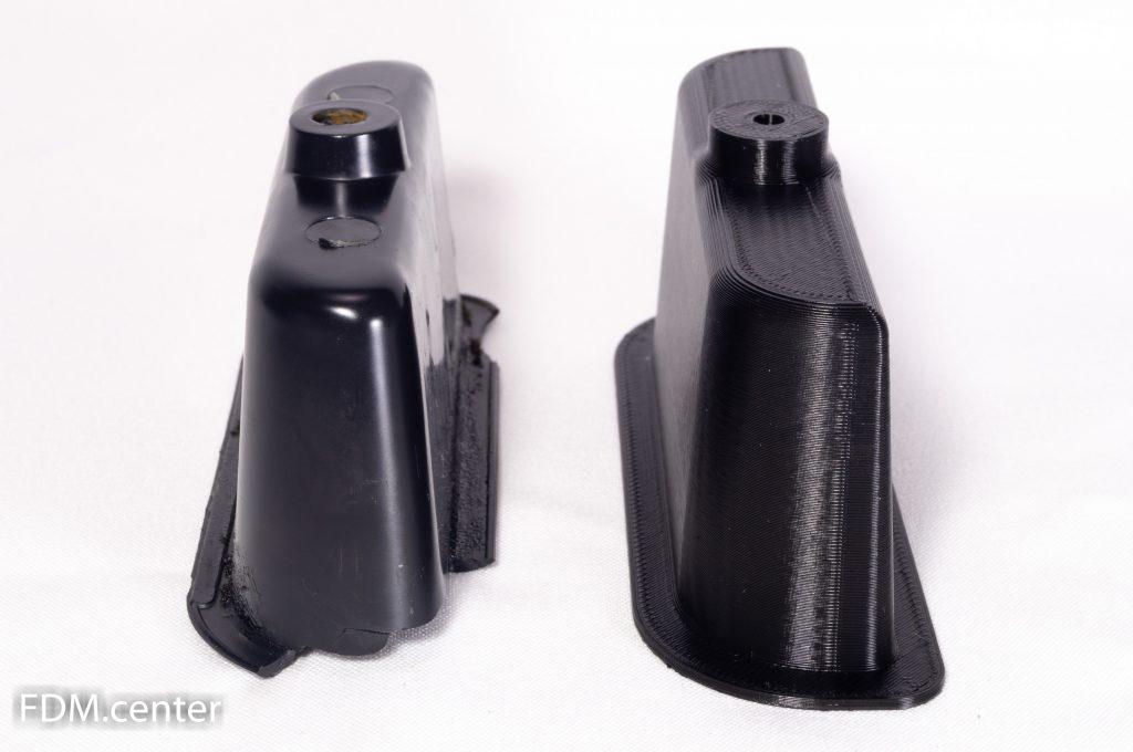 Ручка багажника автомобиля 3d печать