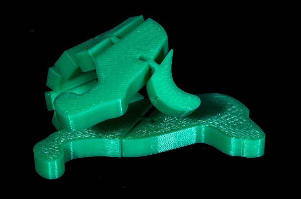 Игрушка-антистресс собака 3d печать