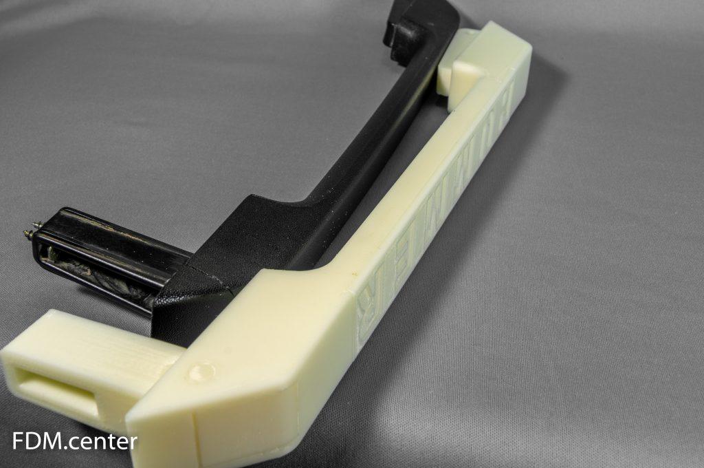 Ручка задней двери автомобиля Hummer 2 3d печать