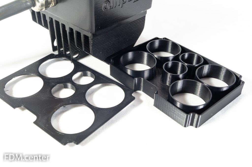Детали автомобильного прожектора 3d печать