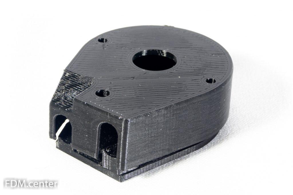Корпус привода стеклоподъемника 3d печать