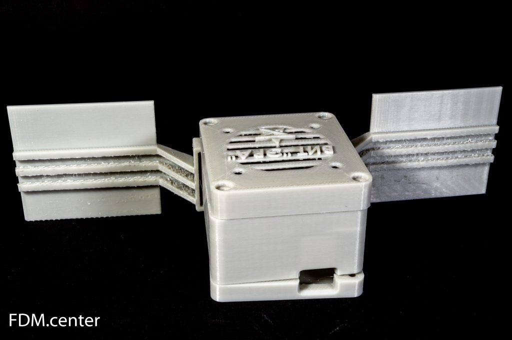 Прототип экспериментальной антенны 3d печать