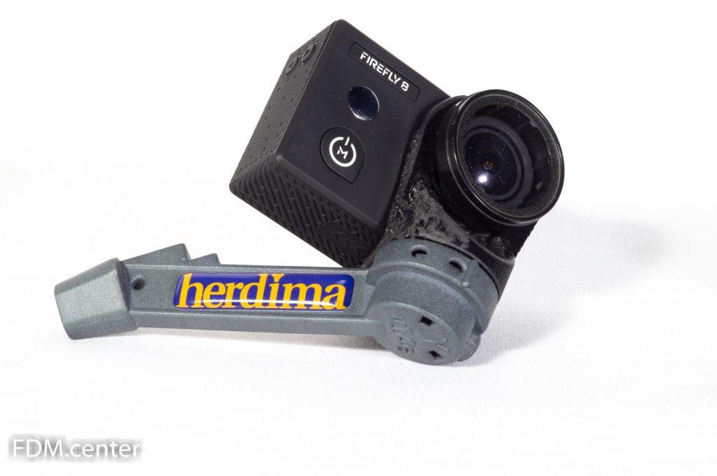 Деталь для панорамической головки Panohero-Pro-H 3d печать