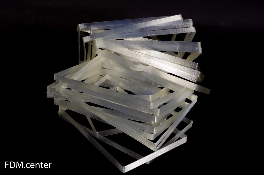 Опалубка для силикона 3d Печать