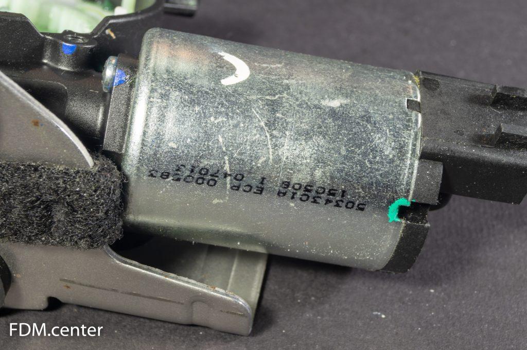 Запчасти планетарной передачи стеклоподъемника 3d печать