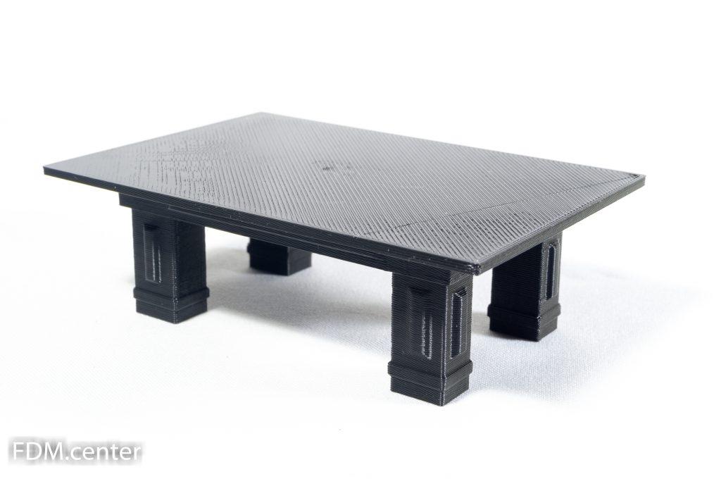 Модель журнального столика 3d печать