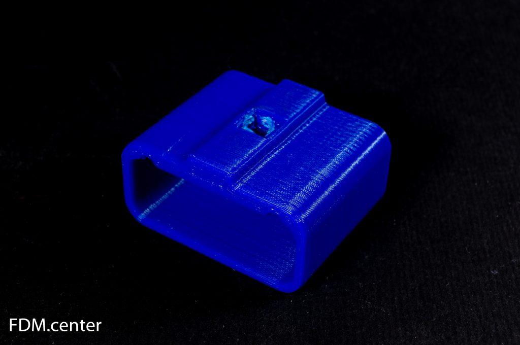 Переходник со штатива на вебкамеру Logitech C270 3d печать