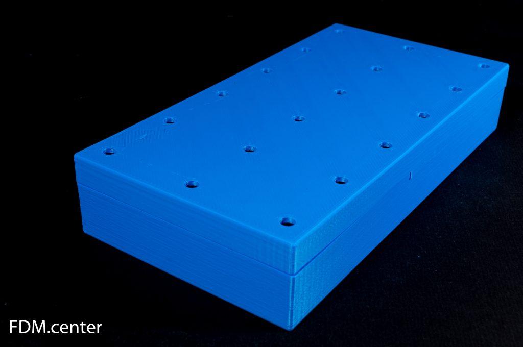 Коробка для брусков для доводки ножей 3d печать