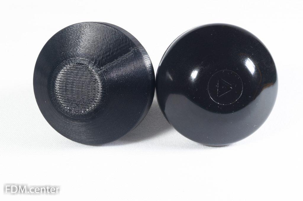 Ручка шарнира рулевого колеса 3d печать
