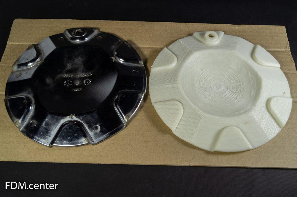 Колпак для L200 FR Wheel 3d печать