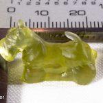 Сувенир собачка фотополимерная 3d печать