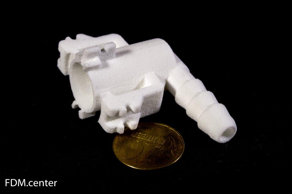 Штуцер бензонасоса mercedes vito SLS 3d печать