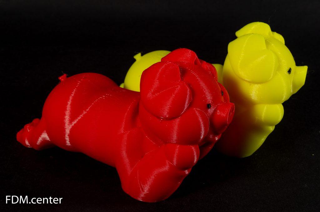 """Новогодний сувенир """"Поросёнок"""" 3D печать"""