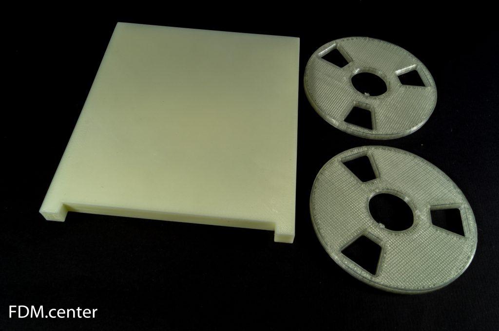 Сувенирная модель катушечного магнитовфона AKAI 747 3d печать