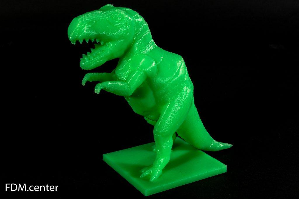 """Игрушка """"Динозавр играет на пианино"""" 3d печать"""