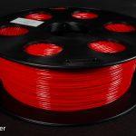 Пластик для 3d принтера PETG красный