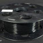 Пластик для 3d принтера PETG черный