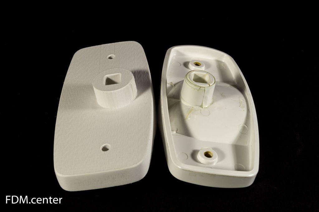 Деталь офтальмологического аппарата 3d печать
