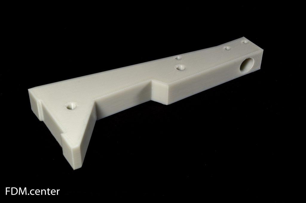 Держатель ножей гильотины для рубки картона 3d печать