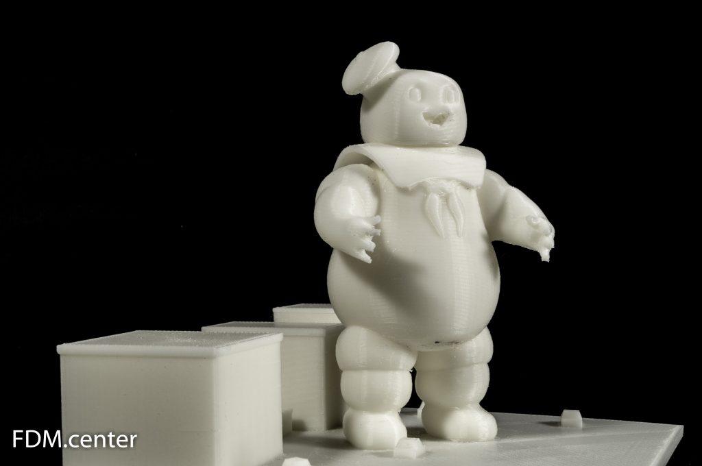 Зефирный великан 3d печать