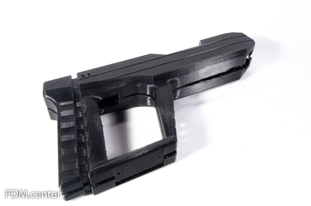 Пистолет 3d печать