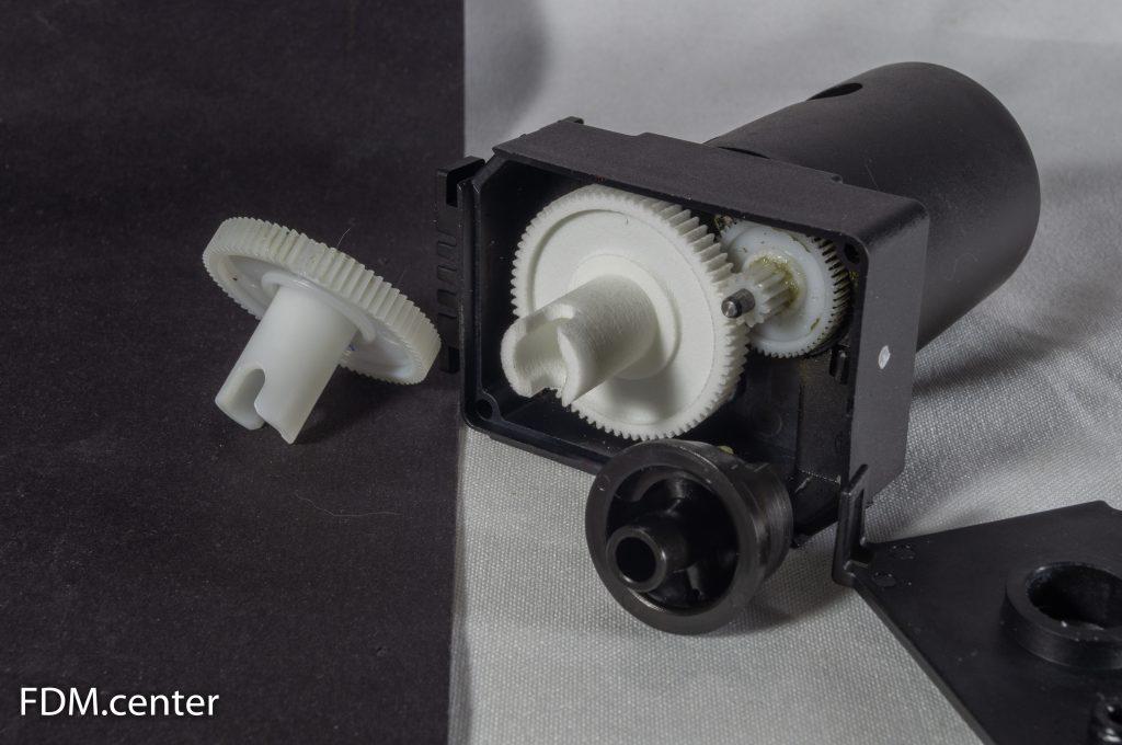 Шестерня 3d печать