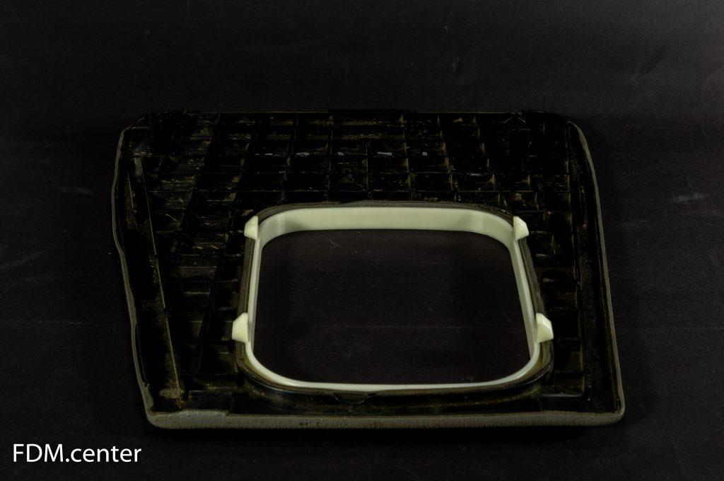 Автомобильная деталь 3d печать