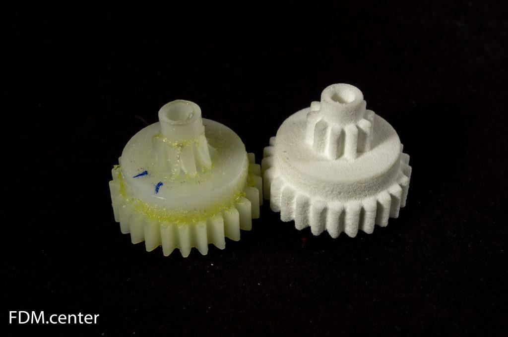 Шестерни 3d печать лазером