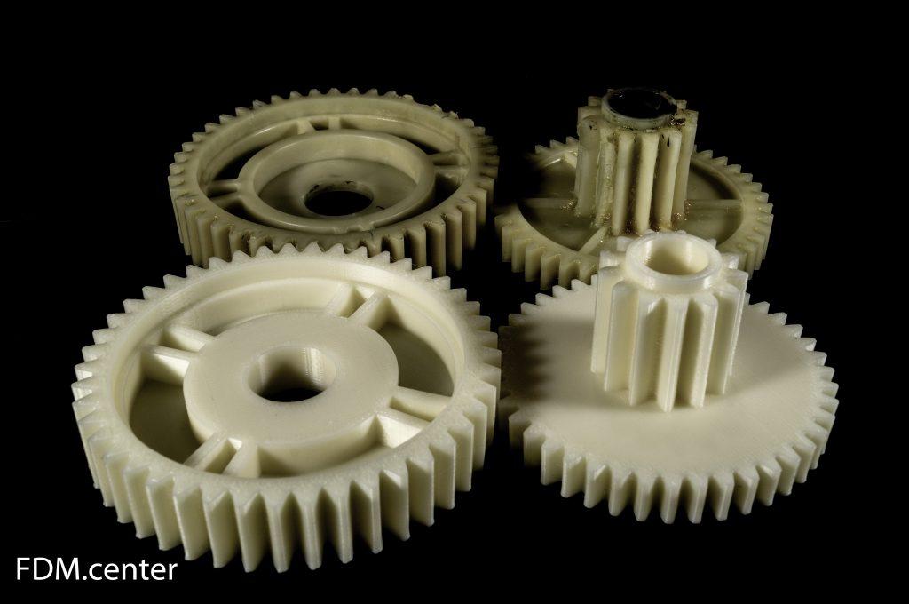 Шестерни 3d печать