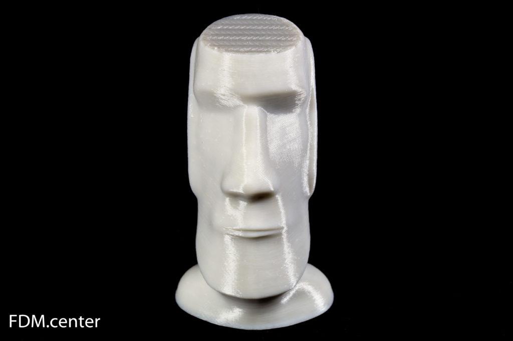 Голова моаи с острова пасхи 3d печать