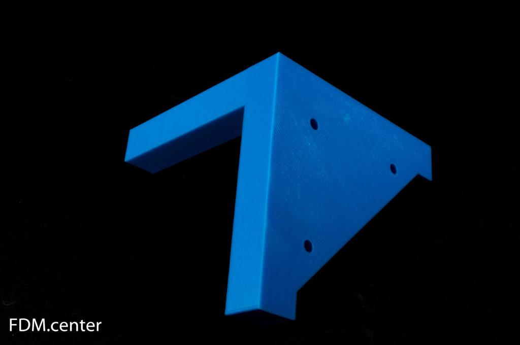 Уголок для мебели 3d печать