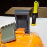 Защелки чемодана 3d печать