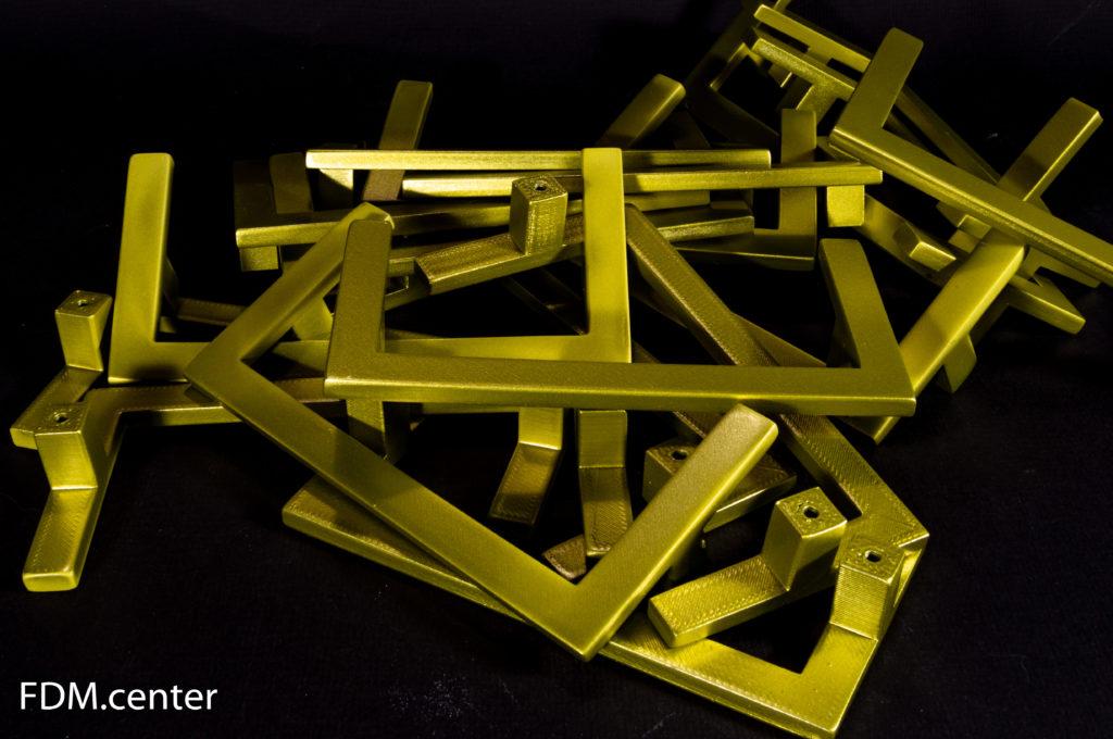 Прототип мебельных ручек 3d печать
